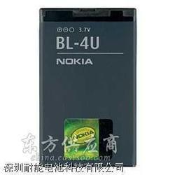 供应诺基亚手机电池bl-4u图片