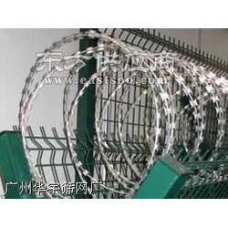 小区护栏网小区隔离珊小区铁丝网图片