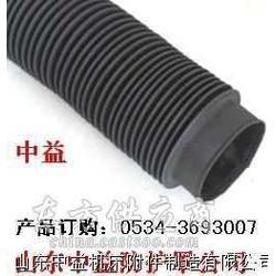 伸缩式丝杠防护罩图片