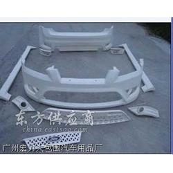 福特两厢福克斯st10件套改装大包围图片