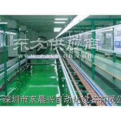 环型装配线,空调、电冰箱总装线图片