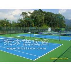 塑胶篮球场塑胶网球场施工塑胶排球场羽毛球场图片