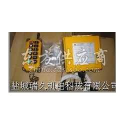 f23-bb台湾禹鼎10点单速工业遥控器图片