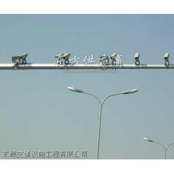 监控立杆厂家 交通设施工程/立杆生产厂家图片