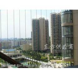 盐田阳台隐形防护网,不锈钢网,窗户护栏安装中心图片