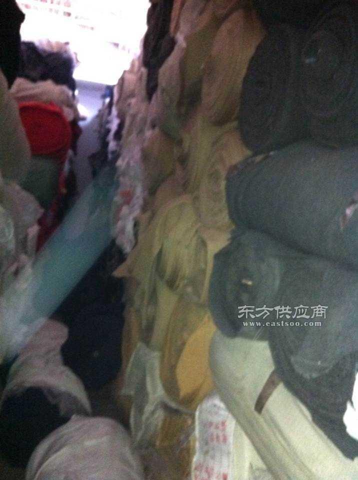 常年收购库存布料,服装,纱线,皮革,花边等等图片