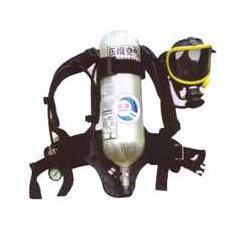背带式钢瓶正压空气呼吸器图片