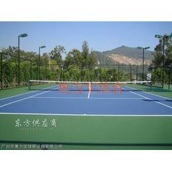 网球场工程图片