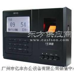科密W10考勤机出售考勤机安装系统番禺门禁安装图片
