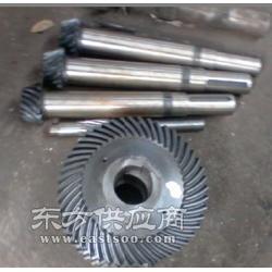 减速机配件DBY280圆锥齿轮减速机高速轴配件图片