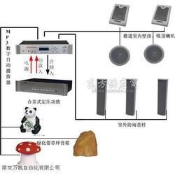 智能mp3播放机广播系统(校园,企事业等)图片