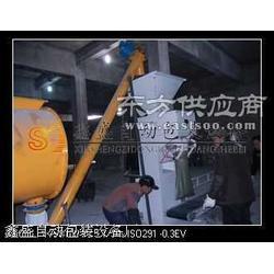 硝基磷肥包装秤、碳酸氢铵包装秤图片