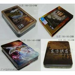 精美cd/vcd/dvd盒,金属盒,三片罐,扣接罐图片