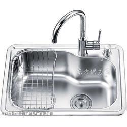 欧尔特不锈钢厨房水槽5741a图片