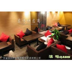 供应西餐厅家具,实木西餐台,西餐椅图片