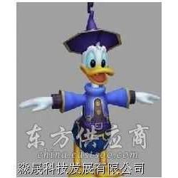 迪斯尼公仔唐老鸭玩具加工图片