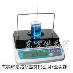 化工液体比重计比重测试仪dh-300w图片