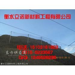 柔性边坡防护网生产供应商 柔性边坡防护网安装队图片
