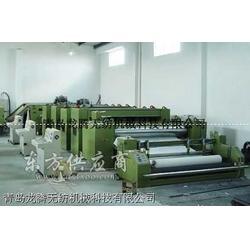 无纺布生产线 无纺布设备 无纺机械图片