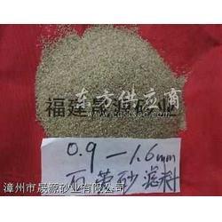 石英砂滤料0.9-1.6mm图片