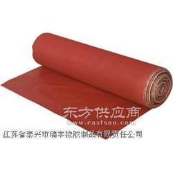 专业生产0.5mm耐高温硅胶布30元/平方米图片