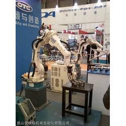滑板车焊接机器人图片
