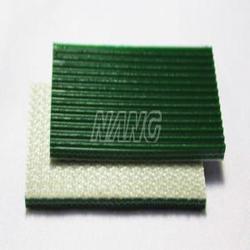 绿色直条纹pvc输送带NO.213145蓝歌NANG图片
