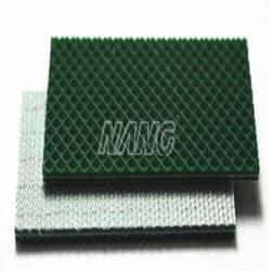 钻石纹pvc输送带NO.213035蓝歌NANG