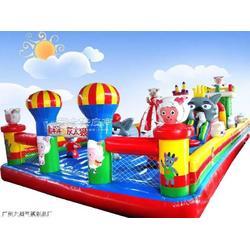 儿童充气城堡,充气滑梯销售,充气跳跳床租赁图片