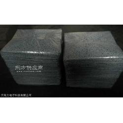 蓝色强力油污擦拭纸吸油纸图片