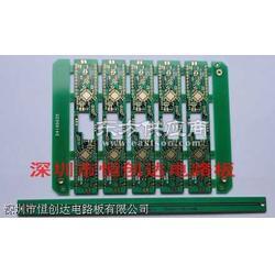 专业生产蓝牙光纤模块阻抗线路板图片