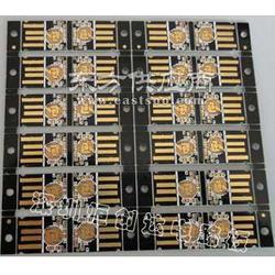 专业供应SD卡读卡器镀厚金PCB电路板图片