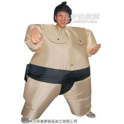 相扑充气服装-充气服装加工-充气广告服加工图片