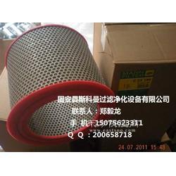 C20500塑胶盖曼牌空气滤芯图片