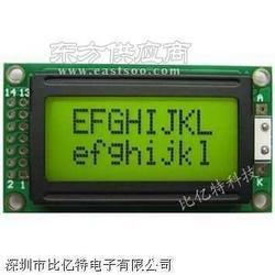 0802 lcd,多功能字符液晶模块-8x2液晶屏图片