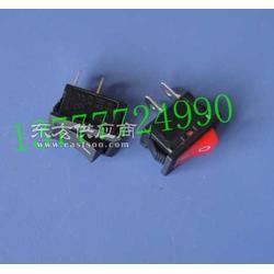 2115铜点直边红盖船型开关图片