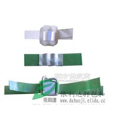 销售环保扣PP打包扣塑料白色扣图片