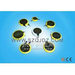 CR1220电池带焊针CR1225插脚电池图片