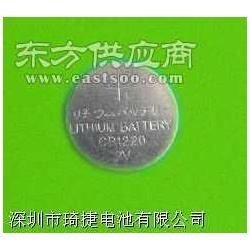 供应CR1220纽扣电池,发光杯电池厂家图片