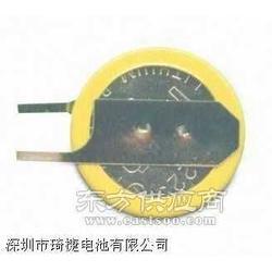 供应后备电源插脚电池CR1220扣式电池图片