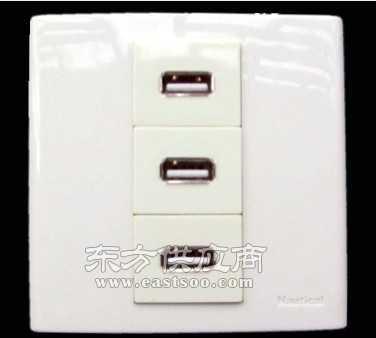 低压36VUSB86型墙壁插座厂家直销图片