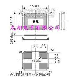 日本KDS晶振、大真空晶振、SM14J石英晶振图片