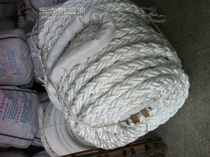 供应锦纶绳,锦纶复丝八股绳,船用锦纶绳