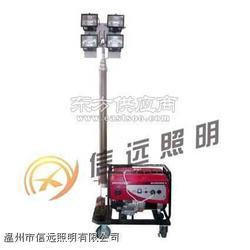 SFW6110B移动照明车 全方位自动泛光工作灯图片