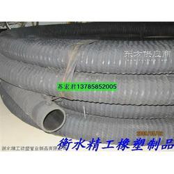 输水吸水夹布胶管图片