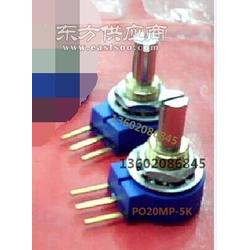 POD20MP-5K单圈电位器单圈电位器图片