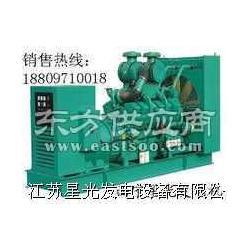 自带风扇闭式循环冷却系统300KW韩国大宇发电机组图片