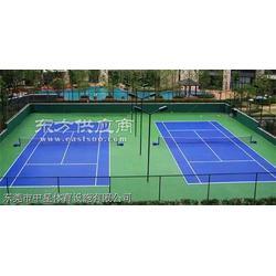 铺设丙烯酸球场工程、丙烯酸篮球场、丙烯酸网球场图片