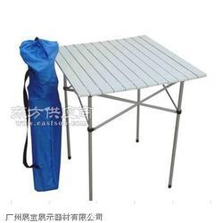 铝合金折叠桌,沙滩椅,联体桌椅图片