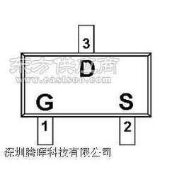 供应台湾擎力场效应管SPN2302图片